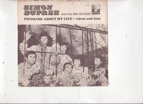 simon dupree and the big sound thinking about my life