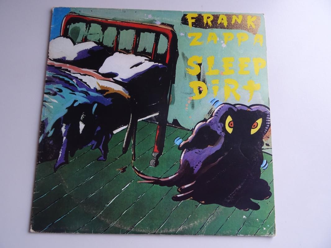Frank Zappa Sleep Dirt Italie